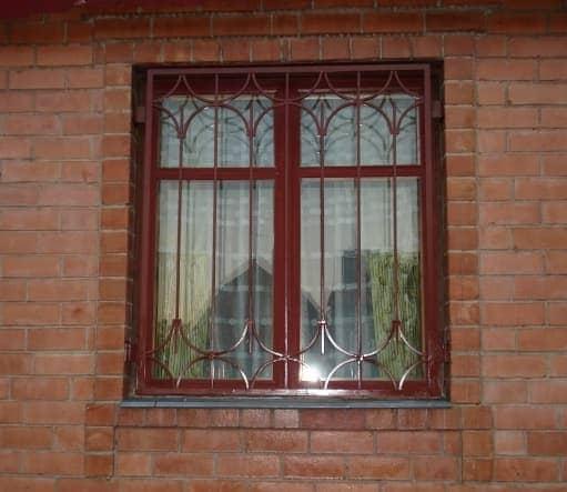 изготовить железные решетки на окна в электрогорске
